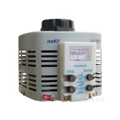 Лабораторный автотрансформатор однофазный ЛАТР Rucelf LTC-5000