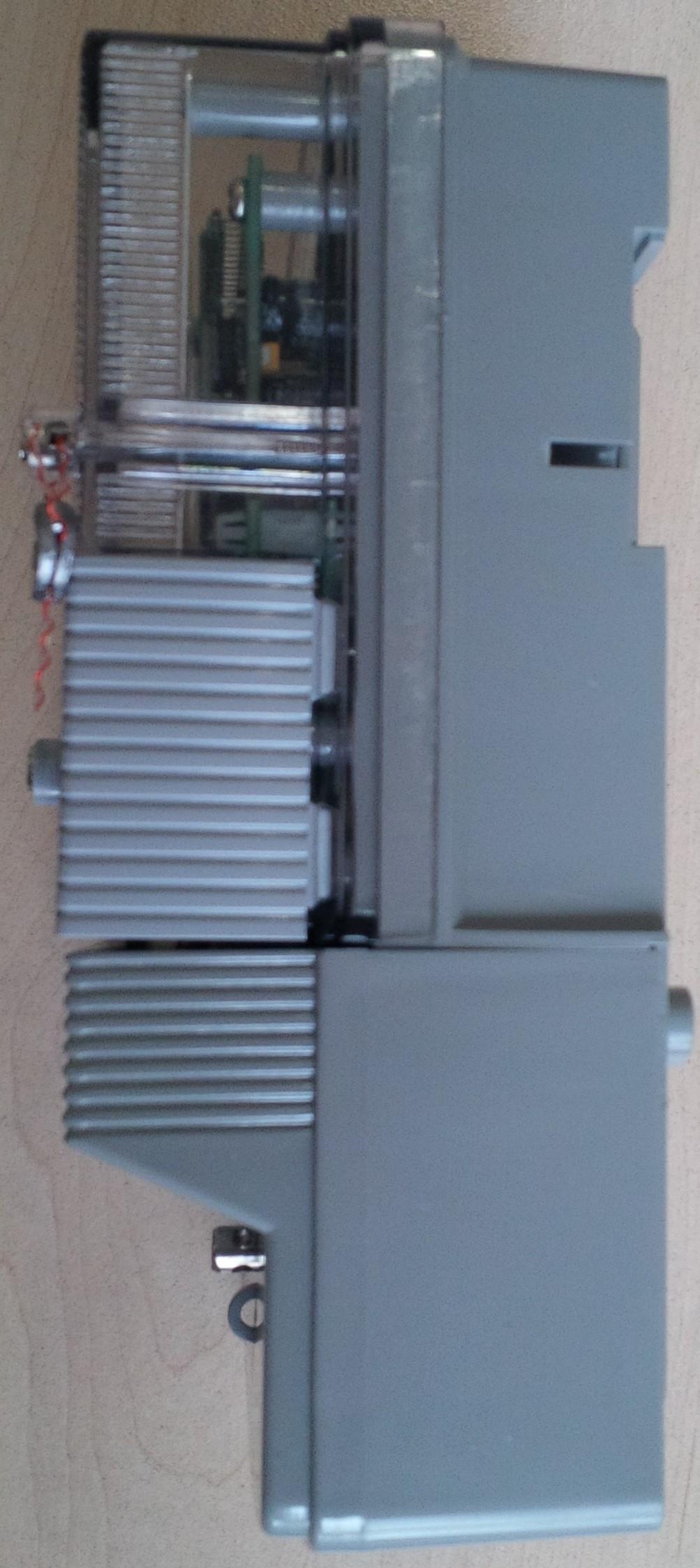 схема подключения электросчетчика цэ 680бк
