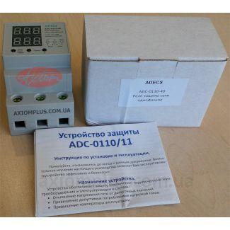реле напряжения ADC-0110-40 фото упаковка