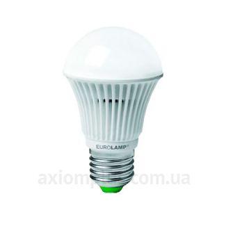 Изображение лампочки Eurolamp A60-10W/2700 (alum)