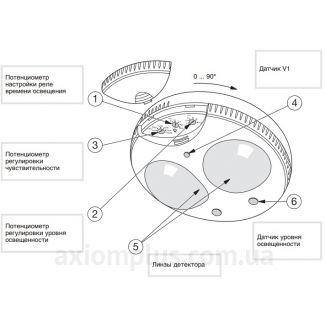 Схема EE811