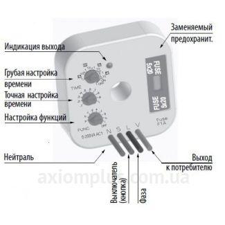 устройство реле SMR-T/230V