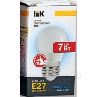 Изображение лампочки IEK ECO G45-7