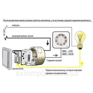 пример подключения реле SMR-T/230V