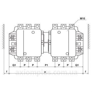 Главный вид KKT63-400-400-10