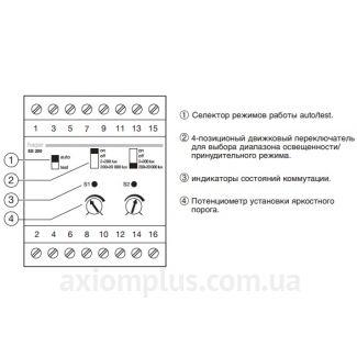 описание изделия реле EE202