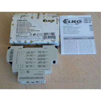 комплектация реле CRM-91H/230V ELKOep