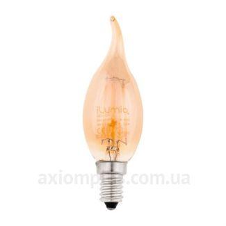 Изображение лампочки Ilumia LF-4-C37-E14-WW