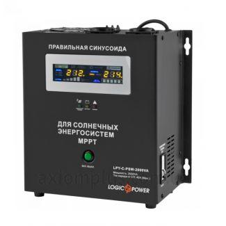 Изображение инвертора LogicPower LPY-С-PSW-2000VA