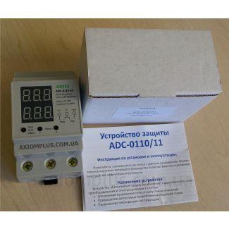 реле напряжения ADC-0110-63 фото упаковка
