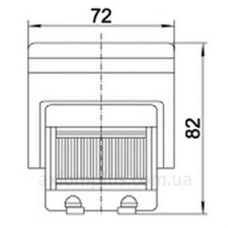 Габариты LDD10-012-1100-002