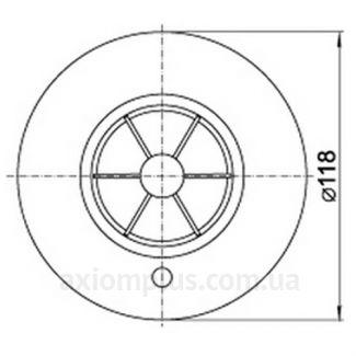 Диаметр LDD11-024-1100-001