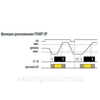 реле уровня жидкости схема докачивания