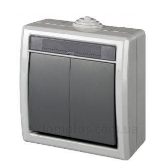 Изображение Elektro-Plast серии Aquant серого цвета