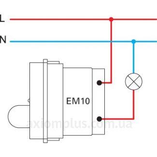 схема светорегулятора ТЕМ MODUL