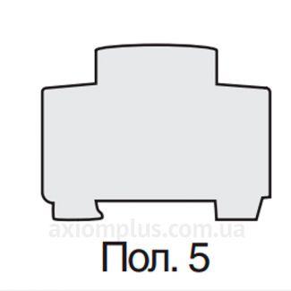 Монтажное положения ABB EN 40-20, 230 В, 2НО