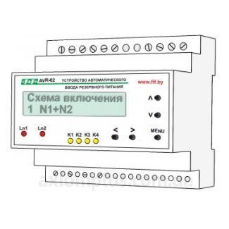 AVR-02 схема
