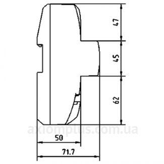 Вид сбоку M206PLNO0230