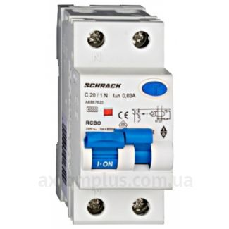 Schrack Technik АВДТ 6кА/30мА 1P+N 20A фото