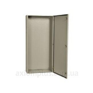 Фото серый монтажный шкаф IEK ЩМП 7-0-74 габариты 1400х650х285мм