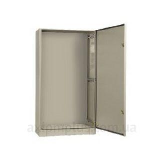 Фото серый монтажный шкаф IEK ЩМП 16.8.4-0-74 габариты 1700х800х400мм