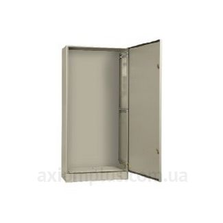 Фото серый монтажный шкаф IEK ЩМП 18.6.4-0-74 размер 1700х600х400мм