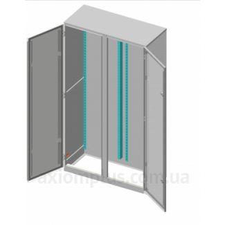 Фото серый монтажный шкаф Билмакс BF 12.20.4,5 А2 габариты 2000х1200х450мм