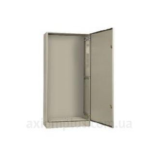 Фото серый монтажный шкаф IEK ЩМП 18.8.4-0-74 габариты 1800х600х400мм