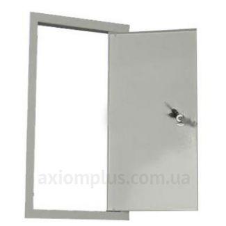 Изображение: дверцы Билмакс ДР 5050 (белого цвета)