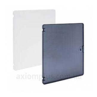 Прозрачная дверца Hager VZ623N (Серый цвет) изображение