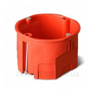 Красный подрозетник Elektro-Plast РК-60F