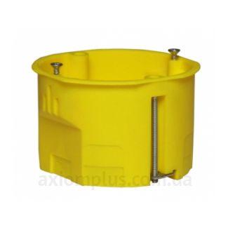 Желтый подрозетник Elektro-Plast РК-60F