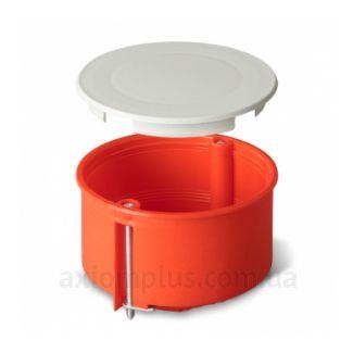 Красный подрозетник Elektro-Plast РО-70 К-G