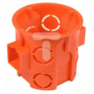 Красный подрозетник Elektro-Plast PK-60 PRO