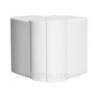 Угол кабель канала 40х90мм белого цвета от производителя Hager - фото