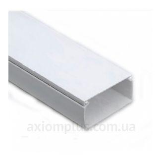 Настенный кабель канал LFF4011009010 белого цвета фото