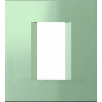 Фото TEM серии Modul Line OL10MG-U зеленого цвета