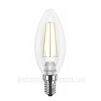Фото лампочки Maxus 538-C37