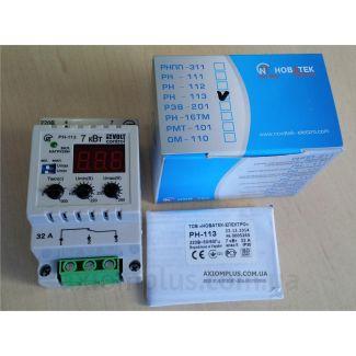 фото упаковки реле РН-113 Volt Control