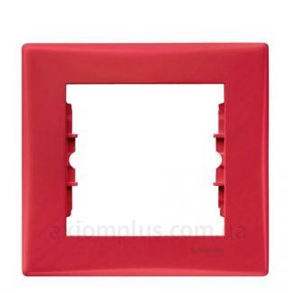 Изображение Schneider Electric из серии Sedna SDN5800141 красного цвета