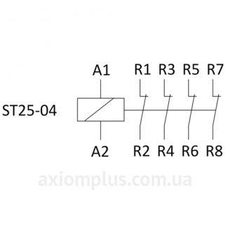 Схема ST25-04