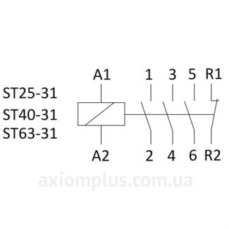 Схема ST40-31