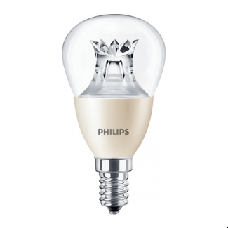 Изображение лампочки Philips MAS LEDlustre DT P48 CL