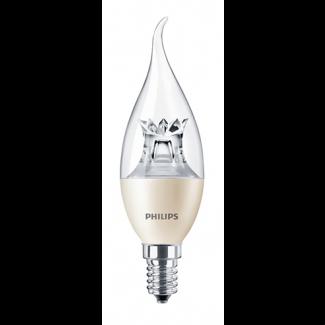 Фото лампочки Philips MAS LEDcandle DT-BA38
