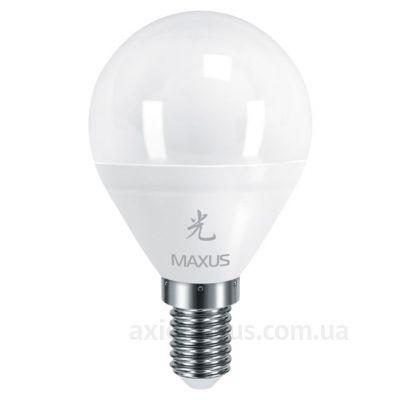 Фото лампочки Maxus 439-G45