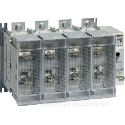 Разрывной 4P выключатель нагрузки 0-1 на 630А Hager HFD463