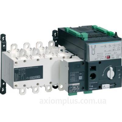Корпусный перекидной 4P рубильник 1-0-2 на 1000А Hager HIC490G