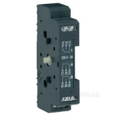 Дополнительный контакт для переключателя Hager HZI301