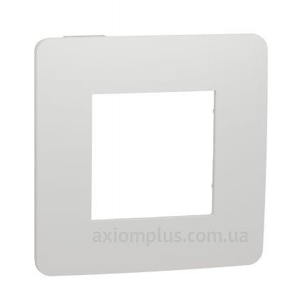 Фото Schneider Electric из серии Unica Studio Color NU280218 белого цвета
