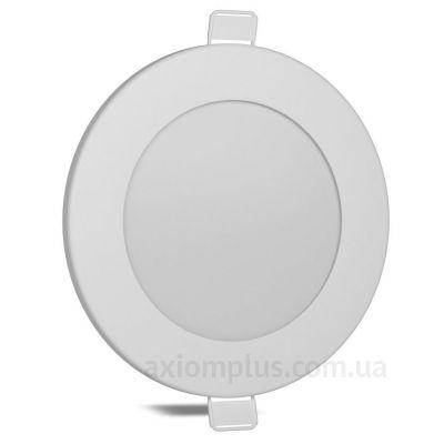 Круглый светильник белого цвета Vestum (1-VS-5102) фото